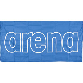 arena Gym Smart Towel royal-white